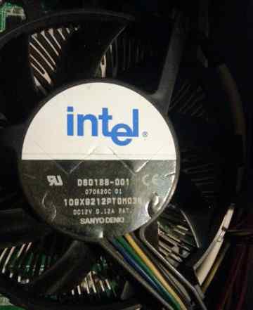 Cooler Intel 775 (для процессора, 775) оригинал