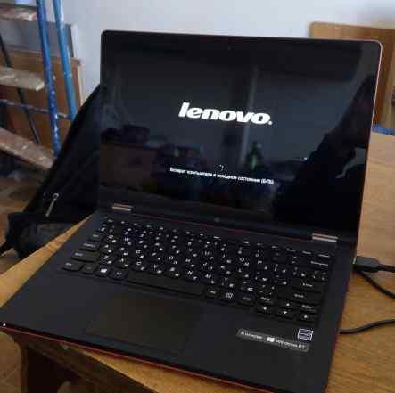 Lenovo IdeaPad Yoga 11 32Gb eMMC, 2Gb DDR3, 11.6