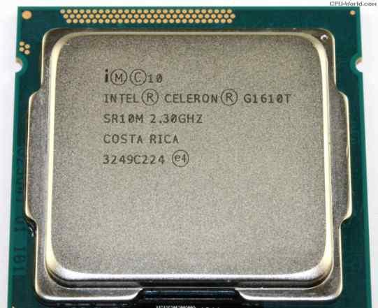 Intel Celeron Processor G1610T 35w
