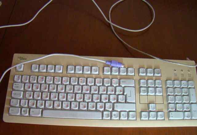 Две клавиатуры