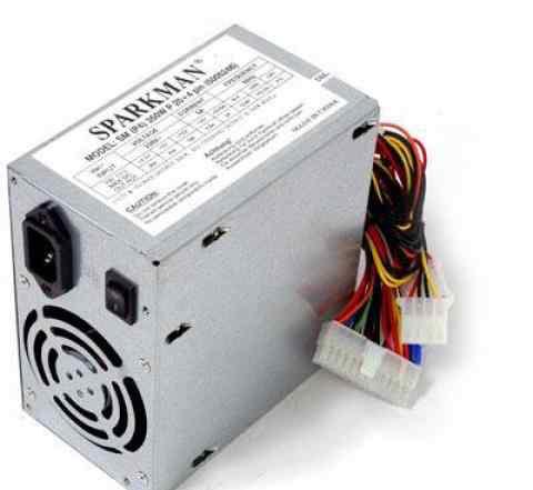Sparkman 350W P 20+ 4 pin (5005246)