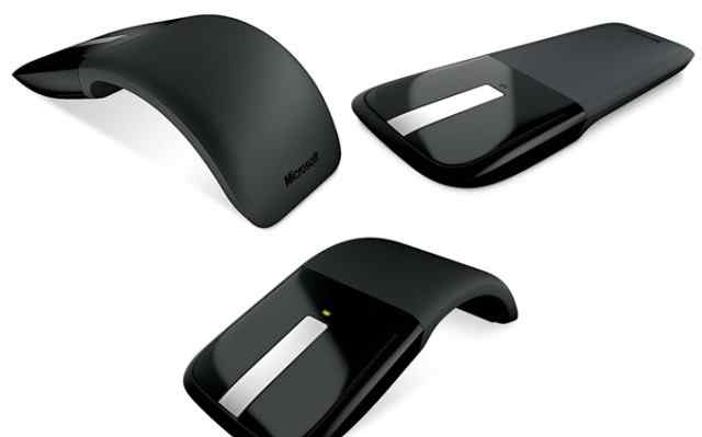 Microsoft Arch Touch Mouse