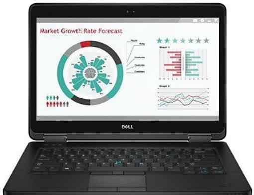 Новый ноутбук Dell Latitude E5440 Ci5, 8Gb, SSD