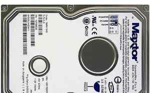 Maxtor 60 Gb IDE 7200 udma133 DM9 (6Y060L0)