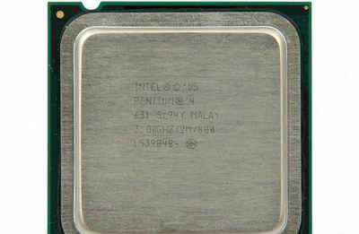 Процессор - Intel Pentium 4 631 Cedar Mill
