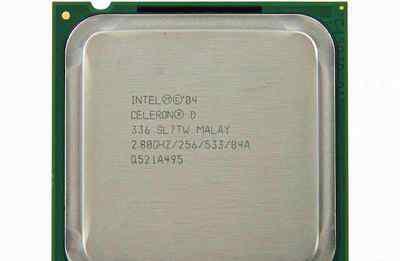 Процессор - Intel Celeron D 336 Prescott