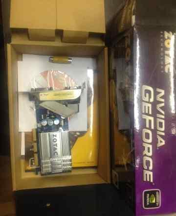 Видеокарта AGP Zotac 6200 256Mb 64bit DDR2