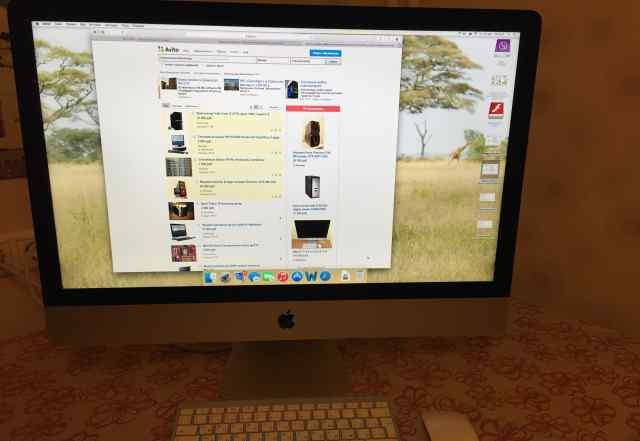 iMac 27 MD095RU Late 2012 тонкий