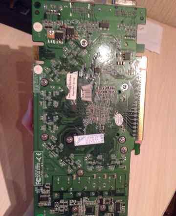 Видеокарта nvidia GeForce 8800 GT 512 Мб