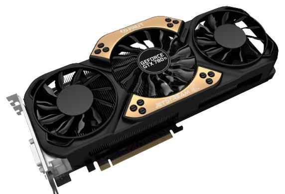 Palit Geforce 780 Ti Jetstream