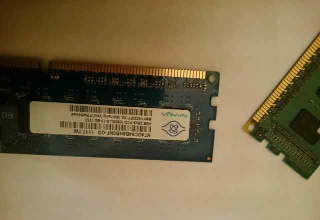 Nanya 4Gb DDR3 10600 NT4GC64B8HB0NF-CG