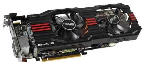 Почти новая Asus Radeon HD 7850 2048Mb 256 bit