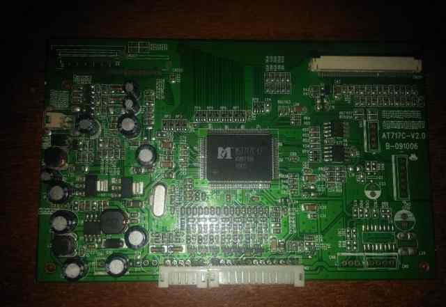 контроллер VGA+ AV AH7.0