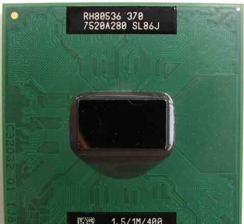 Процессор Intel Celeron 1.5/1M/400 RH80536 370