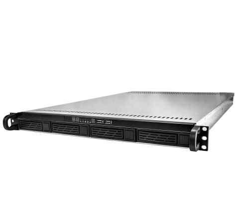 Корпус для сервера 1U 4x3.5