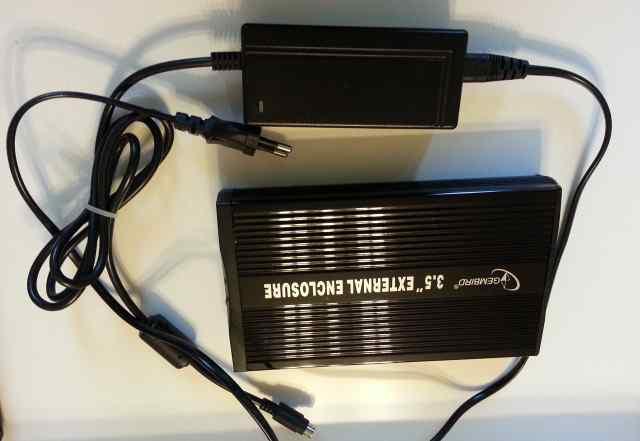 Переносной HDD 200Gb