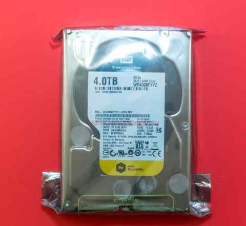 Western Digital WD RE WD4000fyyz 4 Тб