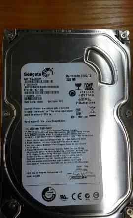 Жесткий диск seagate Barracuda 320гб SATA