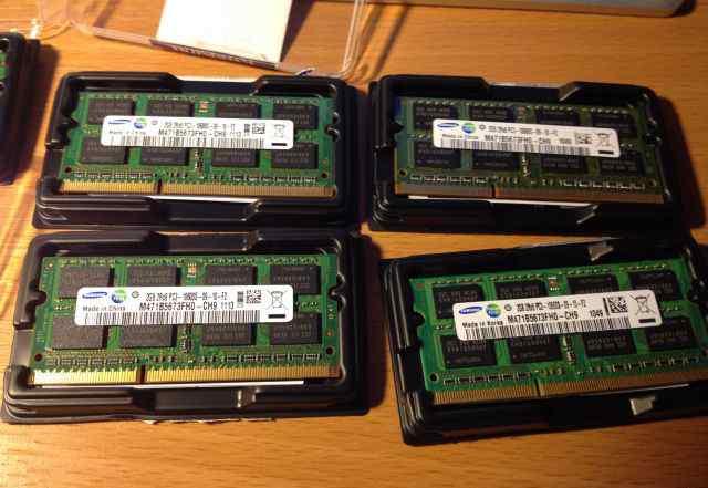 Оперативная память 6 по 2gb