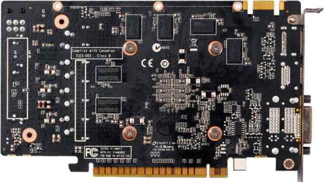 Zotac GTS 450 1GB 128 bit DDR3