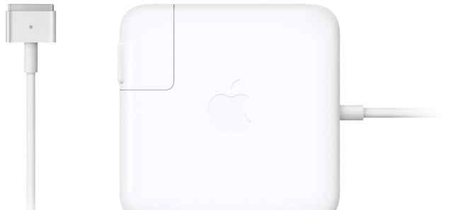 Блок питания Apple MagSafe2 60Вт для MacBook Air