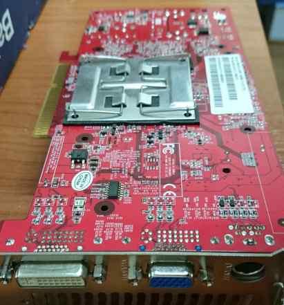 AGP 8x 128Mb DVI Palit 6800GS nvidia