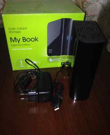 Western Digital My Book Essential Edition 1Tb
