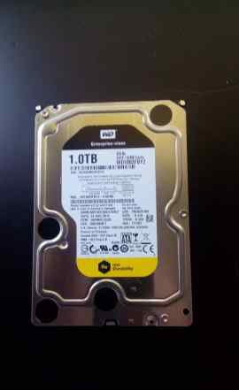 Жесткие Диски Western Digital RE WD1003fbyz 1Tb