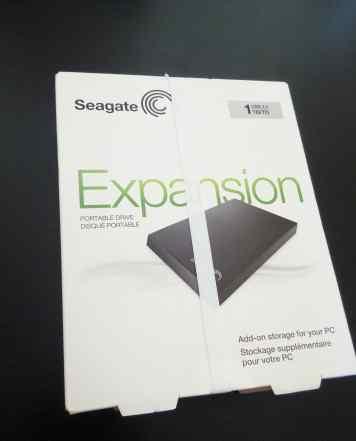 Seagate 1тб новый