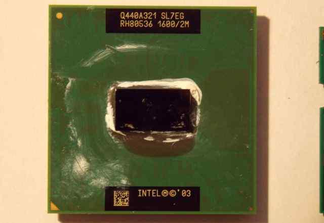 Процессор RH80536 1600/2M