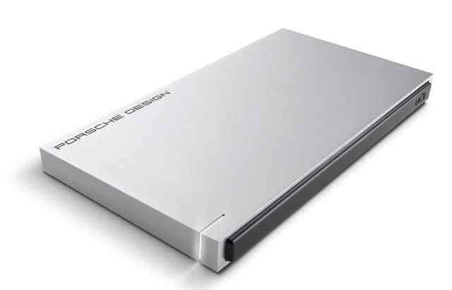 LaCie Slim SSD Porsche Design 256Gb