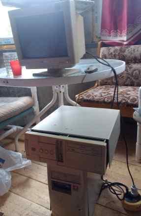 Раритетный компьютер