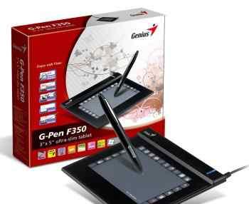 Графический планшет Genius G-Pen F350