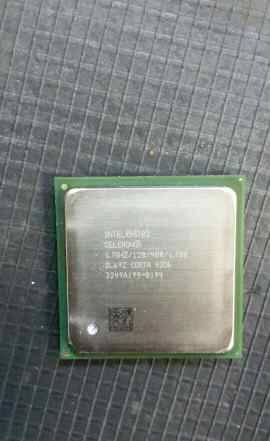 Процессор Intel Celeron 1.7GHz/128/400/1.75V