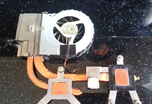 Охлаждение для ноутбука hp dv-6