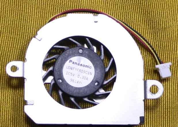 Вентилятор Panasonic DC5v 0.3A 30x6mm
