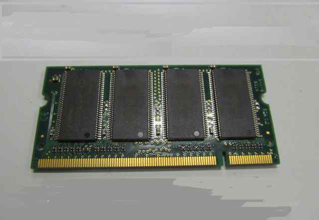 Sodimm DDR266 256Mb PC-2100