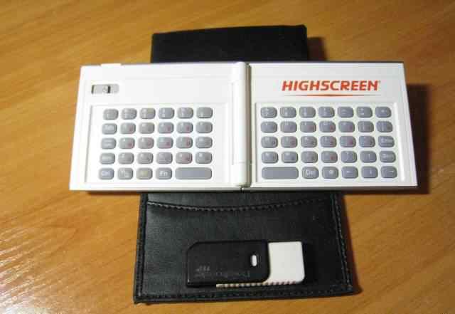 Портативная складная клавиатура HighScreen BK-300