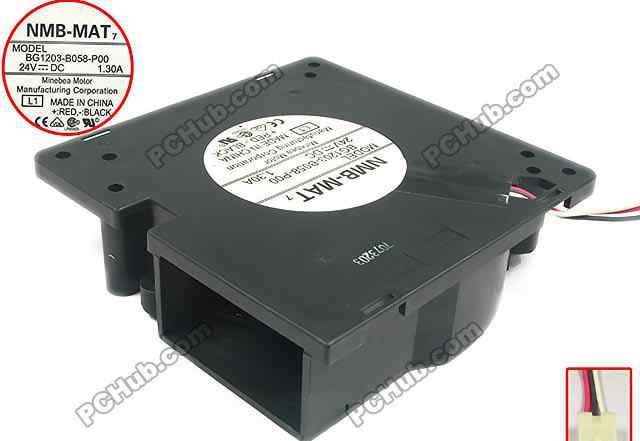 Вентилятор BG1203-B058-P00