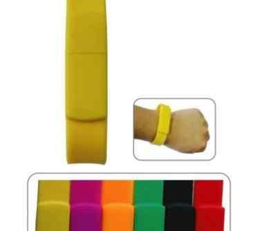 Флешка-браслет