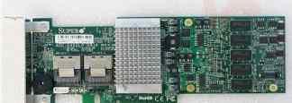 Raid контроллер supermicro AOC-SAS2LP-H8IR