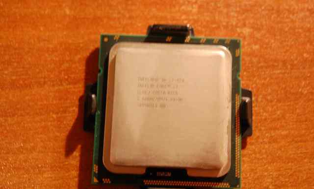 Процессор CPU Intel Core i7-920 2.66ггц LGA 1366