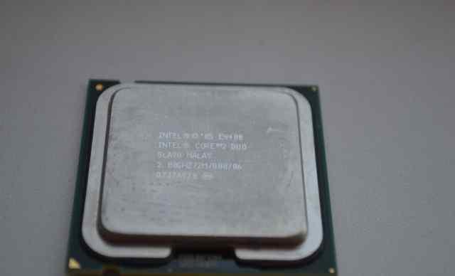 Процессор Intel 05 E4400 Core 2 Duo SLA98
