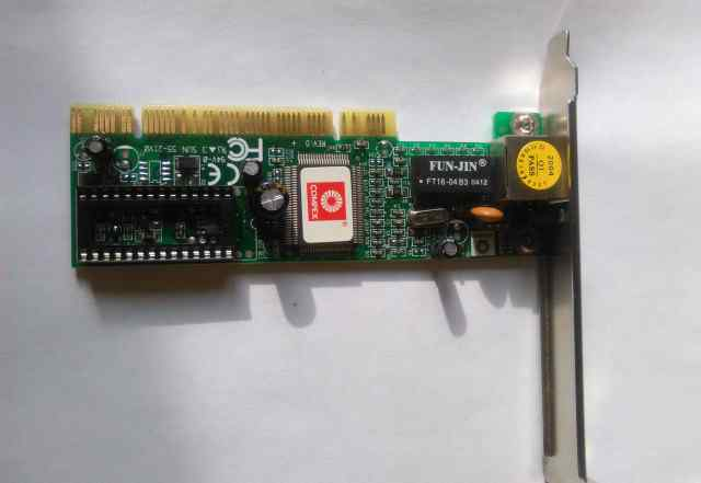 Сетевая карта compex Карта Fast E-net PCI 10