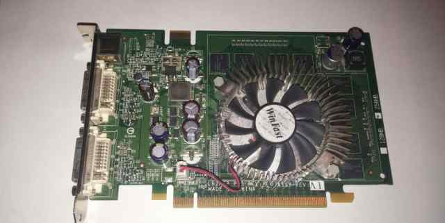 LeadTek WinFast GeForce PX7600 GS TDH PCI-E 256Mb
