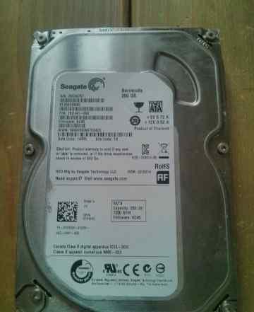 Жесткий диск Seagate 250 Gb SATA