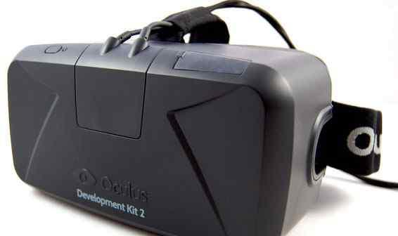 Oculus Rift DK2 новый