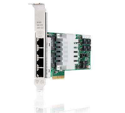 HP NC364T pciexpressquadport GigabitServer Adapter