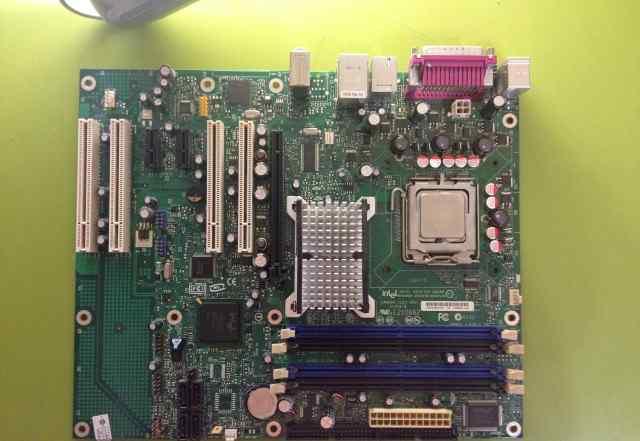 Материнская плата Intel D945PSN (LGA775)