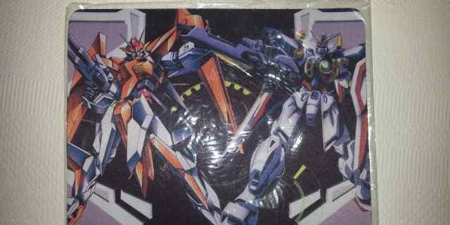 Коврик для мыши аниме Gundam новый